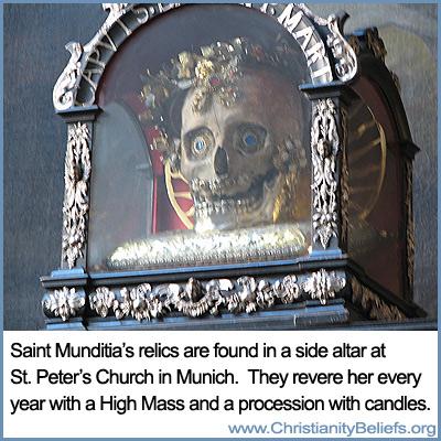 saint-munditia